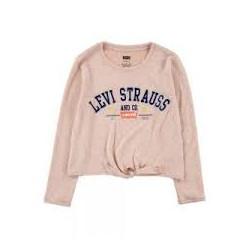 Camiseta LEVIS L S KNIT TOP...