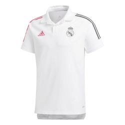 Polo Adidas REAL FQ7858 Blanco