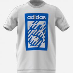 Camiseta Adidas YB BOX TEE...